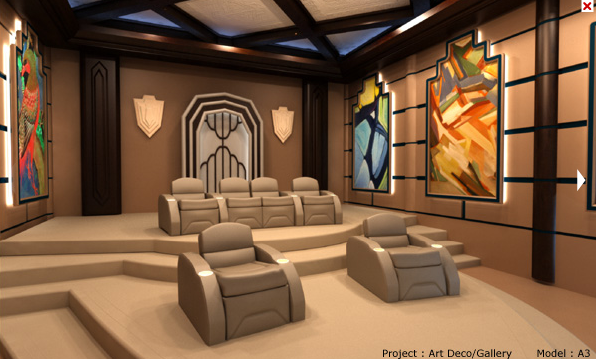 15 Of The Best Home Movie Theaters Cinema Vine