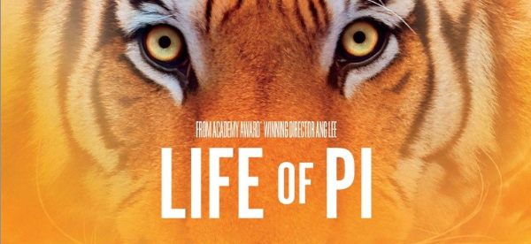 New poster for ang lee s life of pi cinema vine for Life of pi cast