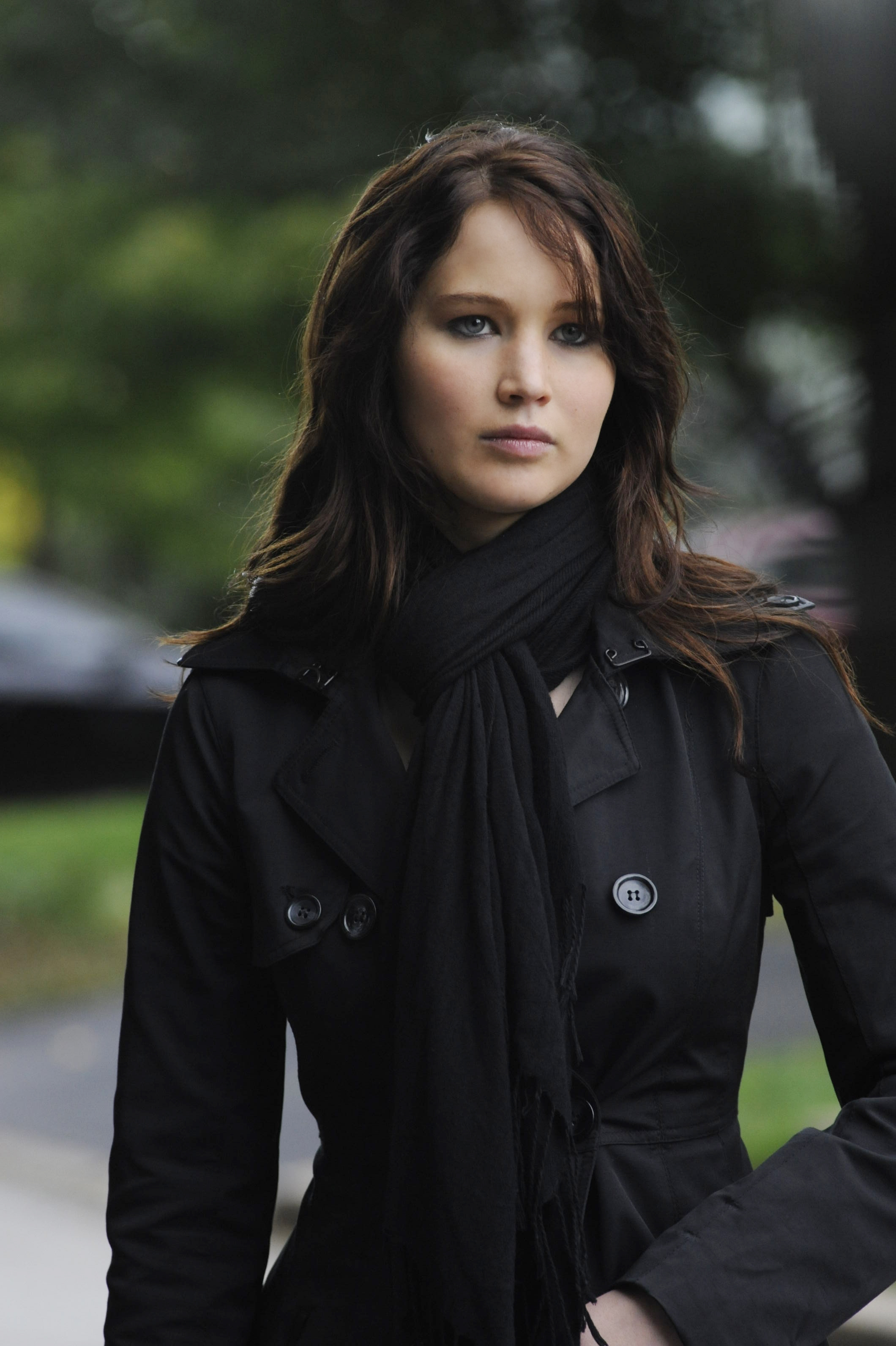 Jennifer Lawrence Hairstyles Silver Linings Playbook Free Hairstyles
