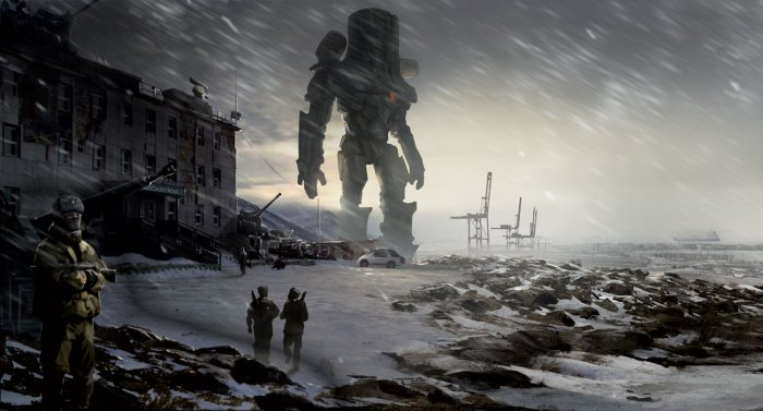 Honorary Members of the Most Noble Order of SpaceBattles ... Pacific Rim Cherno Alpha Destroyed