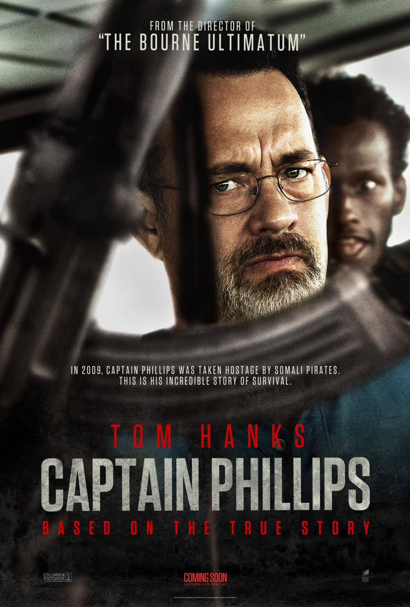 New Posters For Paul Greengrass' High Seas Drama 'Captain