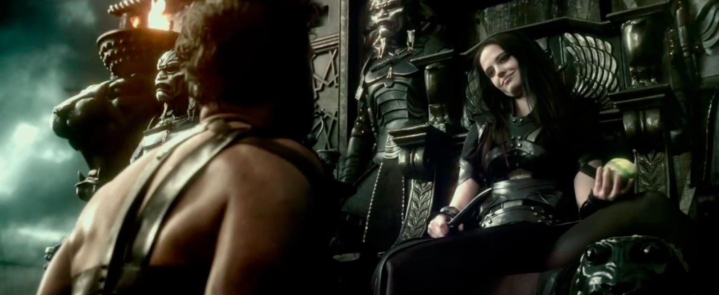 new �villains� featurette for �300 rise of an empire