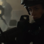 "New Clip From Denis Villeneuve's SICARIO Starring Emily Blunt: ""Raid"""