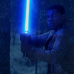 Kylo Ren & Finn Square Off in New 'Star Wars: The Force Awakens' Teaser