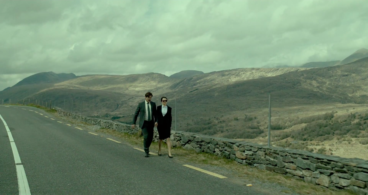 Trailer For THE LOBSTER Starring Colin Farrell & Rachel Weisz – Cinema Vine