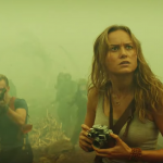 Trailer for KONG: SKULL ISLAND Starring Tom Hiddleston & Brie Larson
