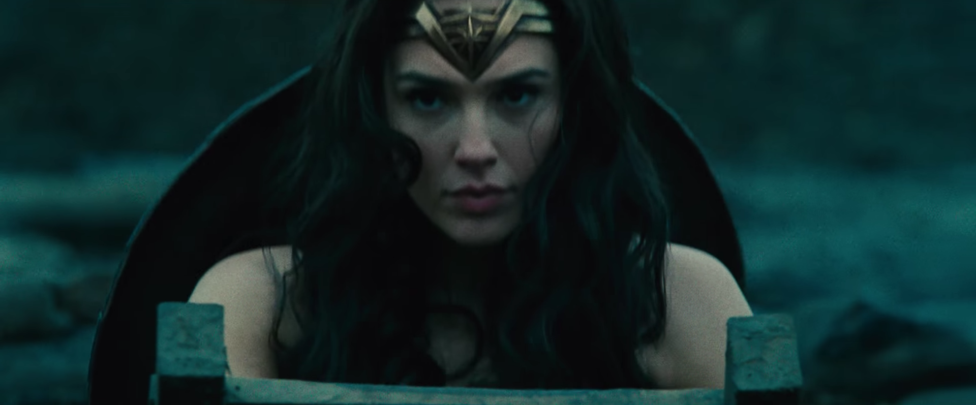 Trailer for WONDER WOMAN Starring Gal Gadot (With HD ...