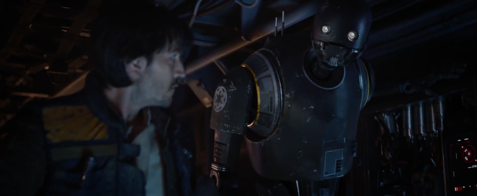 Trailer for ROGUE ONE: A STAR WARS STORY (With Hi-Res ... - photo#23