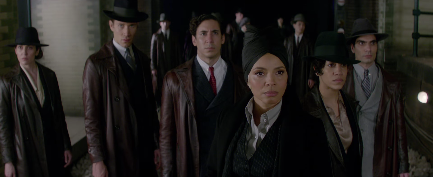 Film 2016 Full-Length Fantastic Beasts And Where To Find Them