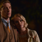 First Look at Margot Robbie & Domhnall Gleeson in the Untitled A.A. Milne Biopic