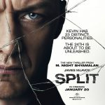New Poster for M. Night Shyamalan's Thriller 'Split' Featuring James McAvoy