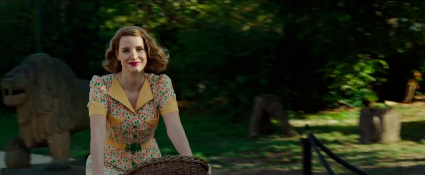 zookeepers wife book review The zookeeper's wife movie review: daniel bruhl's intense performance as the german zoologist with suspicious intentions, lends gravitas to the period drama the supporting cast is equally credible.
