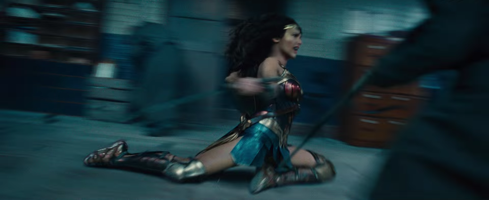 New Trailer for Patty Jenkins' 'Wonder Woman' Starring Gal ...