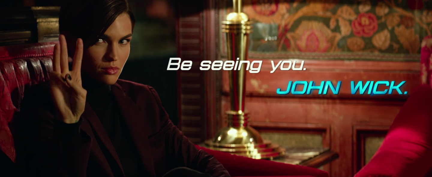 New Trailer For John Wick Chapter 2 Starring Keanu Reeves