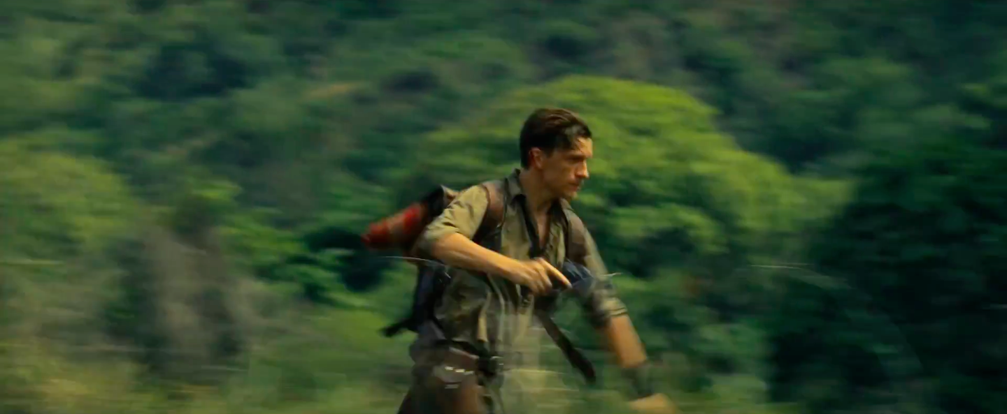 Teaser Trailer For The Lost City Of Z Starring Charlie
