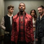 New Stills from Edgar Wright's 'Baby Driver' Featuring Jon Hamm, Jamie Foxx & Lily James