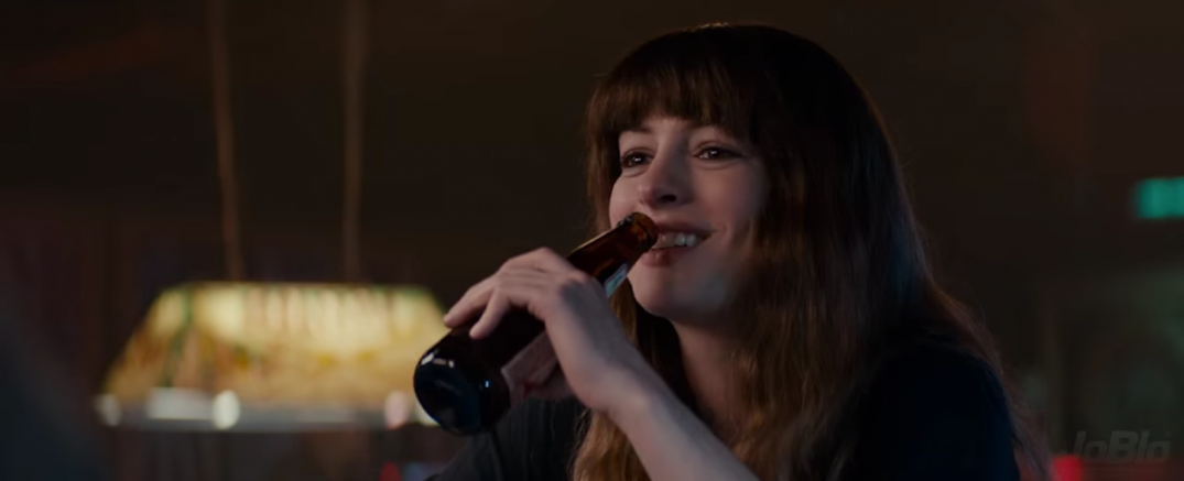 Anne Hathaway in Colossal movie