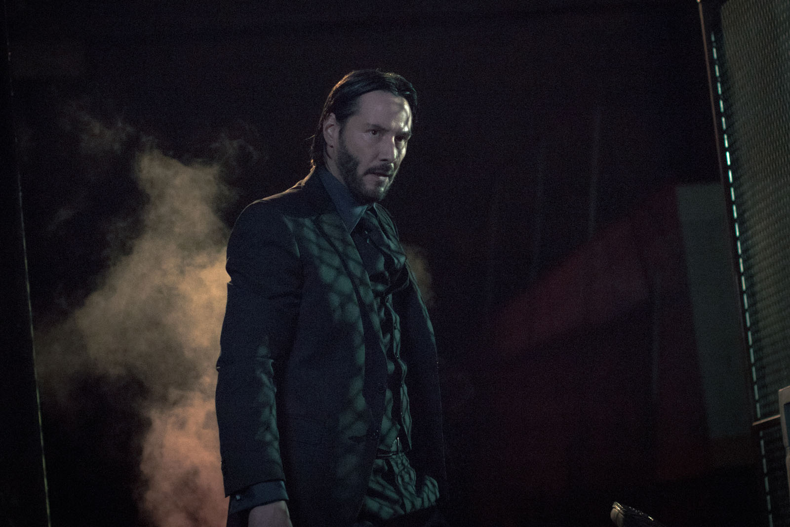 New John Wick Chapter 2 Photos Featuring Keanu Reeves