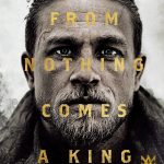 New Poster for 'King Arthur: Legend of the Sword' Featuring Charlie Hunnam
