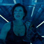 "New Clip From 'Resident Evil: The Final Chapter': ""Inside the Hive"""