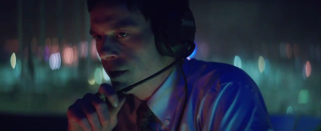 Scoot McNairy in Aftermath Movie