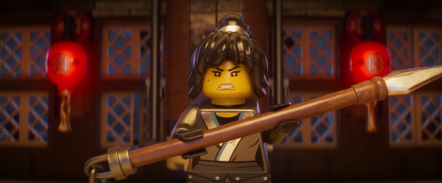First Trailer For 'The LEGO NINJAGO Movie'
