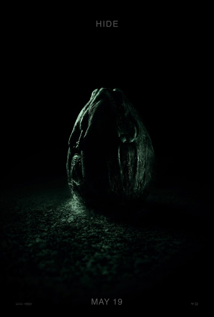 Alien Covenant Movie Poster One-Sheet