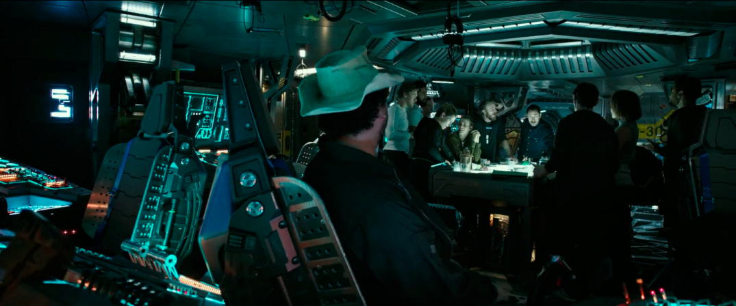 Alien Covenant Prologue Movie Images