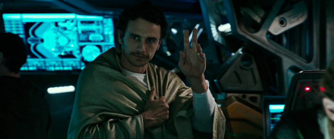 James Franco Alien Covenant Prologue Movie Images