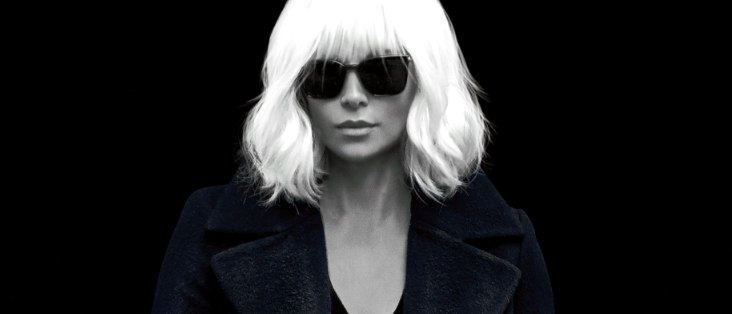 Charlize Theron in Atomic Blonde Movie