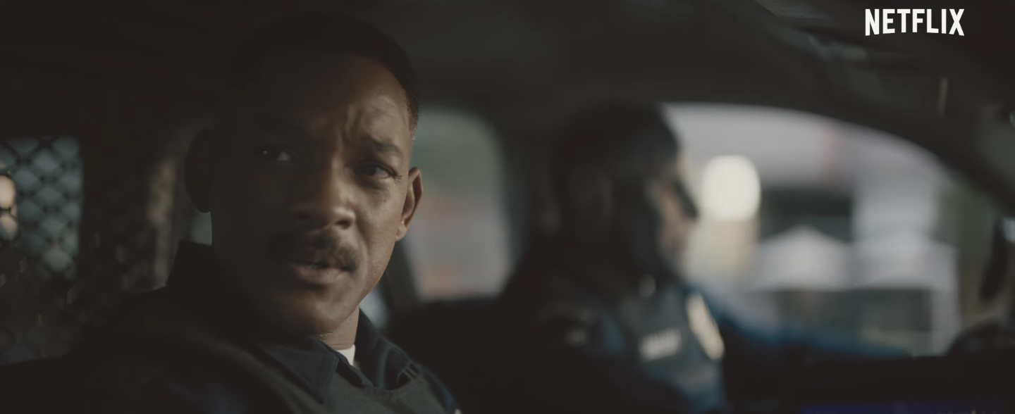 First Trailer for Netf... Will Smith Netflix