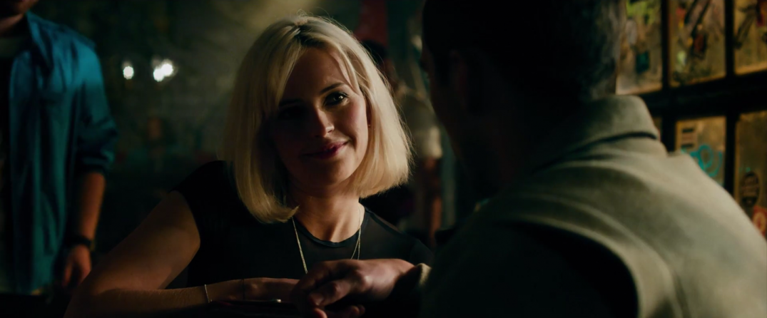 Felicity Jones in Collide Movie