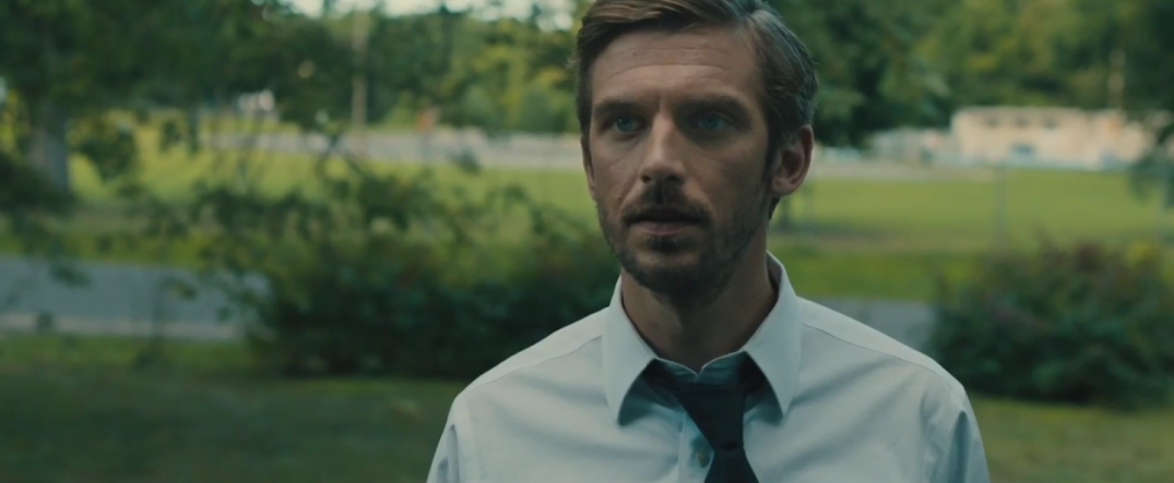 Dan Stevens in The Ticket Movie