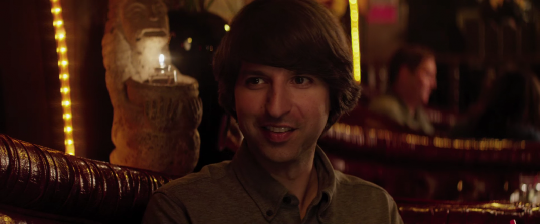 Demetri Martin and Gillian Jacobs in Dean Movie