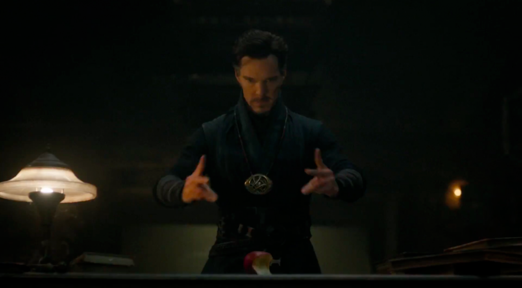 Doctor Strange Blu Ray Movie Images