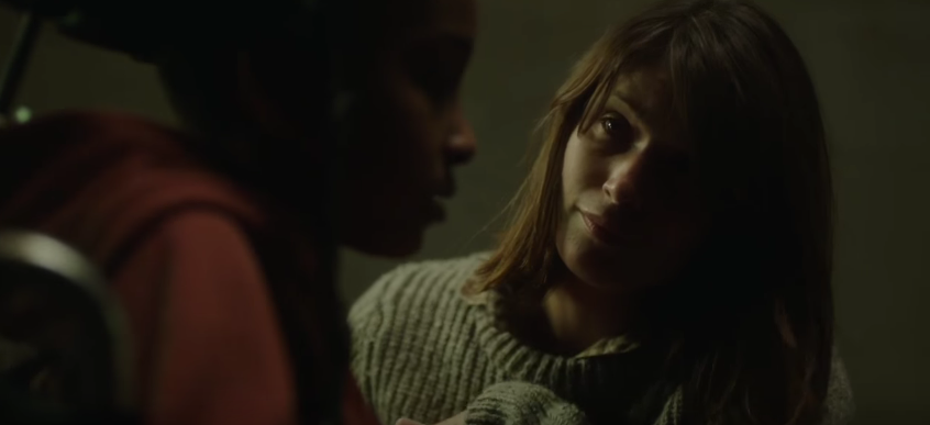 Gemma Arterton in The Girl with All the Gifts