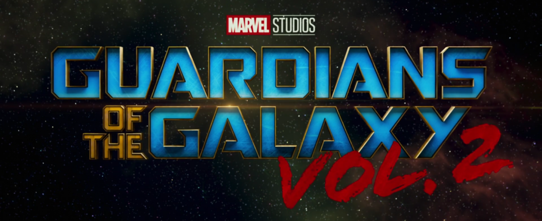 Guardians of the Galaxy Vol. 2 Title