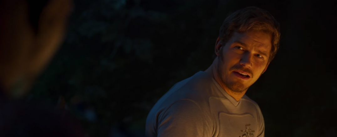 Guardians of the Galaxy Vol 2 Movie Images Screencaps Chris Pratt