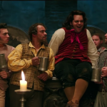 New Clip from Disney's 'Beauty and the Beast' Featuring Luke Evans & Josh Gad