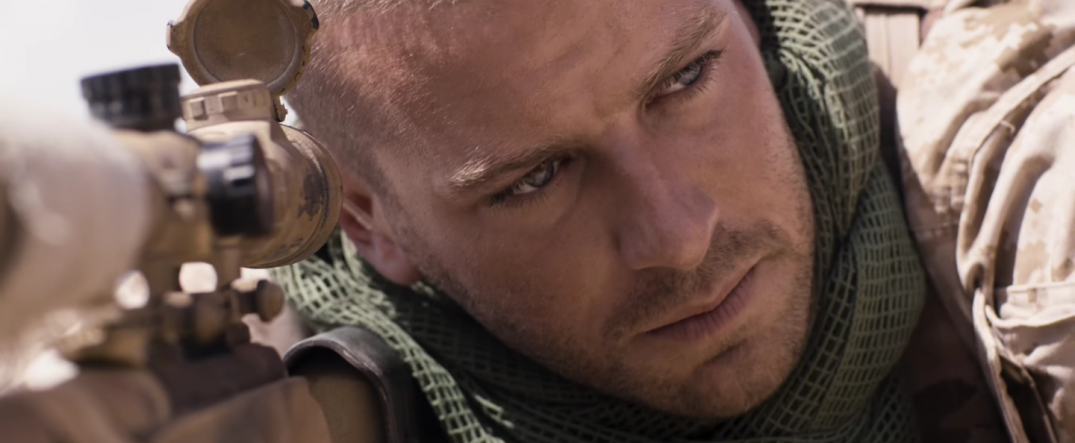 Armie Hammer in MINE Movie Images