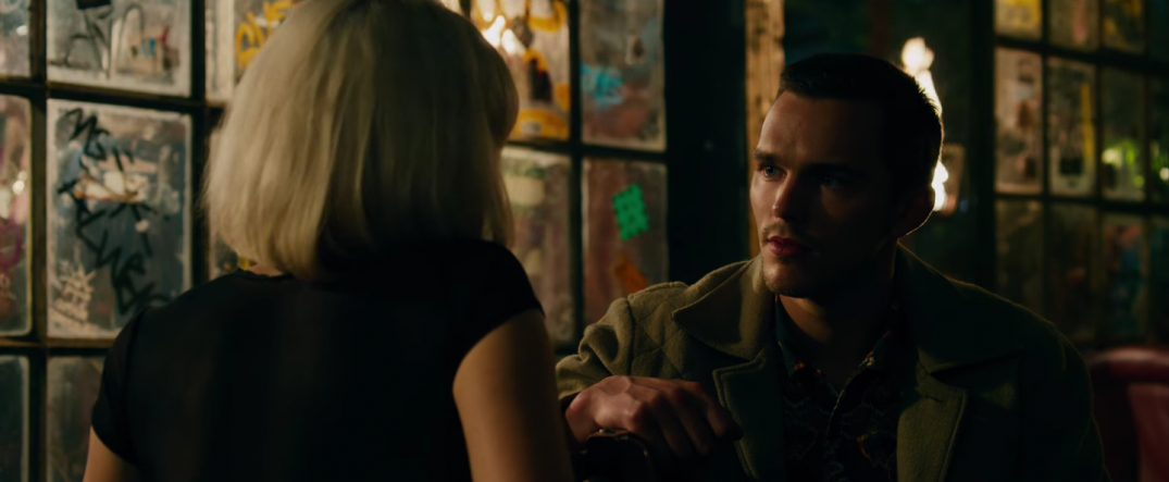 Nicholas Hoult and Felicity Jones in Collide Movie