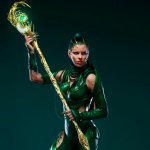 'Power Rangers': New Look at Elizabeth Banks as Rita Repulsa