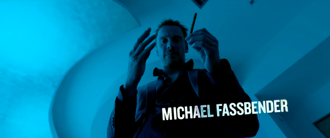 Michael Fassbender in Song to Song
