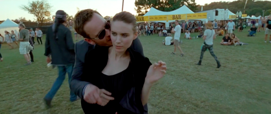 Michael Fassbender and Rooney Mara in Song to Song Movie Images