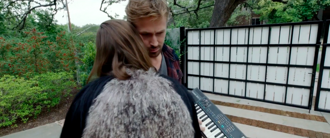 Rooney Mara and Ryan Gosling in Terrence Malick's Song to Song Movie
