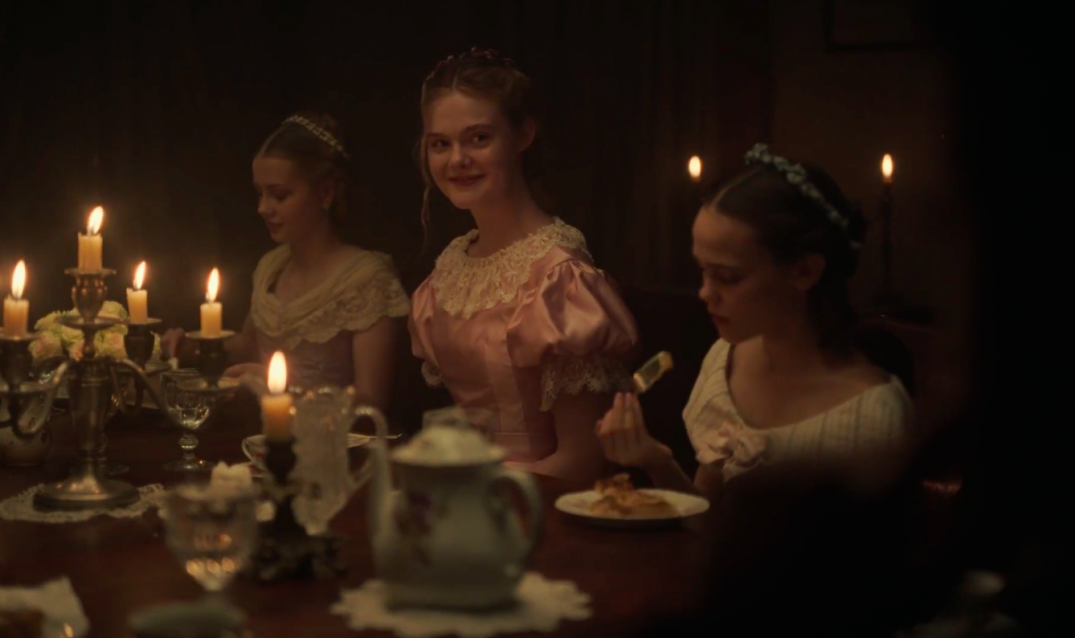 Elle Fanning in The Beguiled Movie
