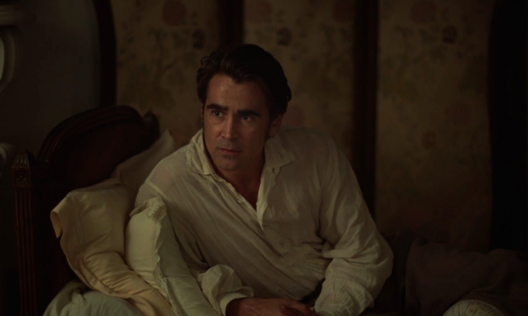 Colin Farrell in The Beguiled Movie
