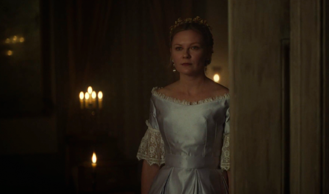 Kirsten Dunst in The Beguiled Movie