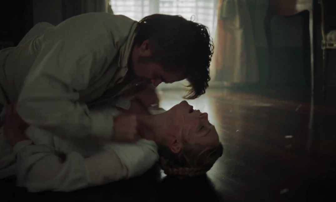 Colin Farrell and Kirsten Dunst in The Beguiled Movie