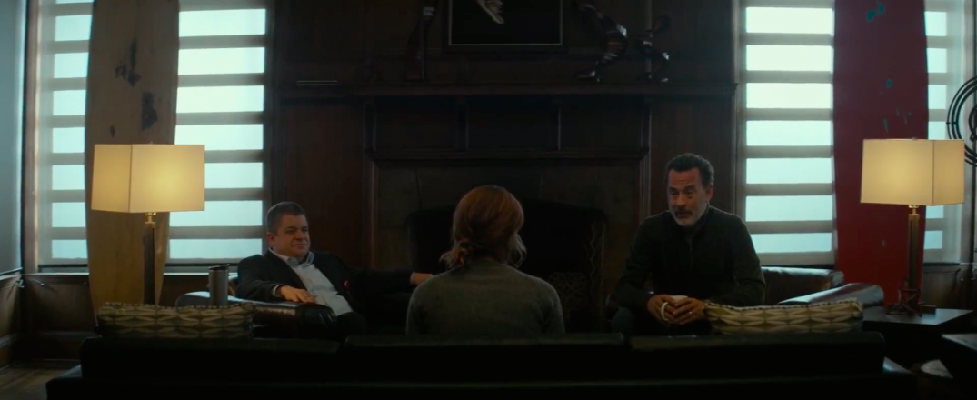 Tom Hanks, Emma Watson, Patton Oswalt in The Circle